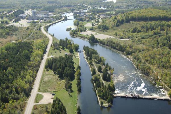 Trent River Lock 22