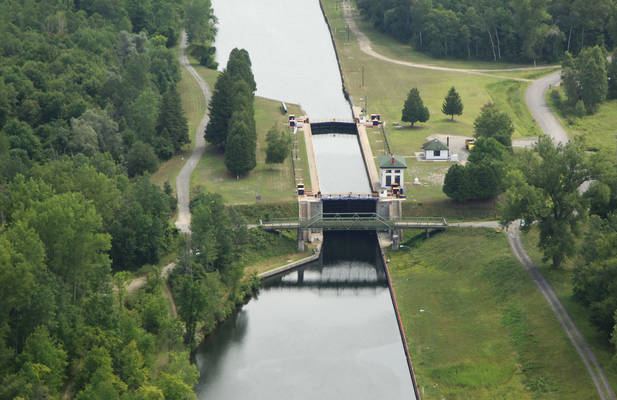 Erie Canal Lock 21