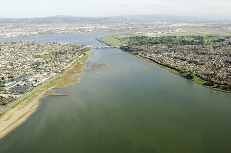 San Leandro Channel Inlet