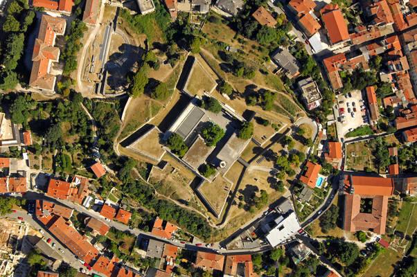 Pula Fortress Kastel