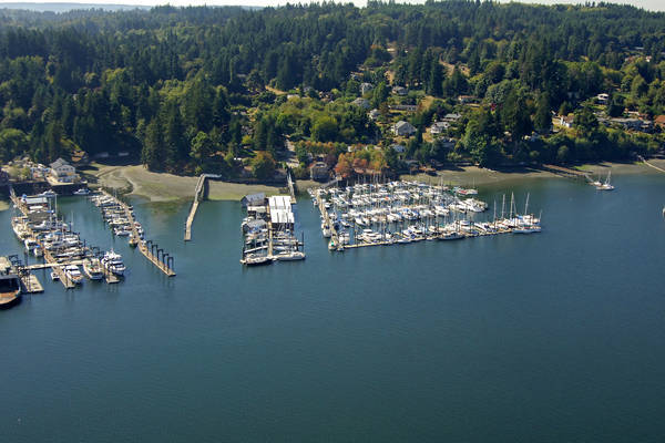 Eagle Harbor Marina