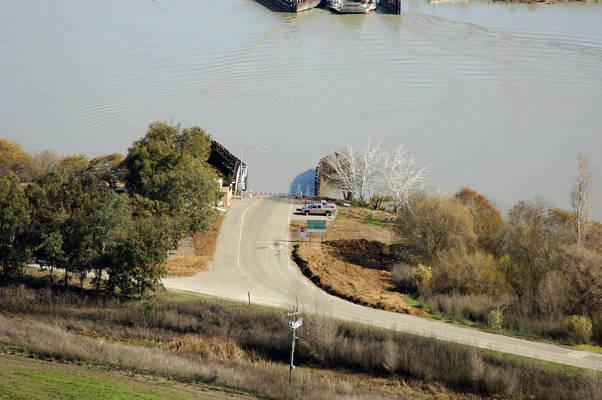 Rio Vista Ferry East