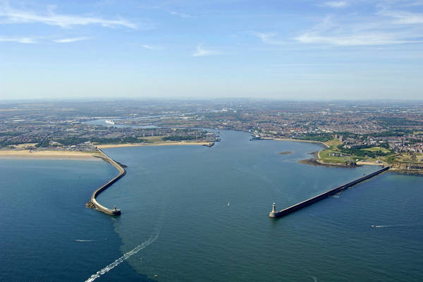 River Tyne Inlet