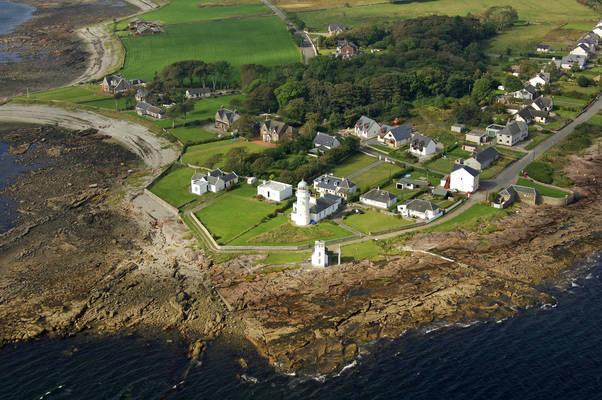Toward Point Lighthouse