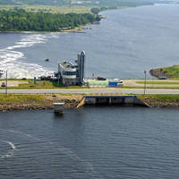 Annapolis Tidal Power Generating Station, North