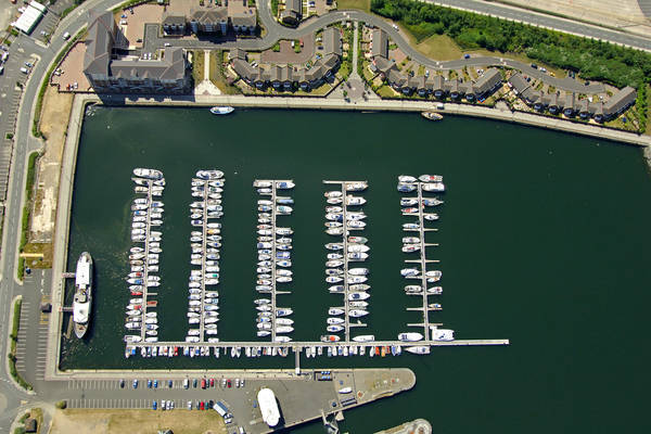 Royal Quays Marina