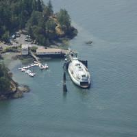 Shaw Island Ferry Dock