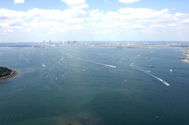 Boston Harbor Inlet