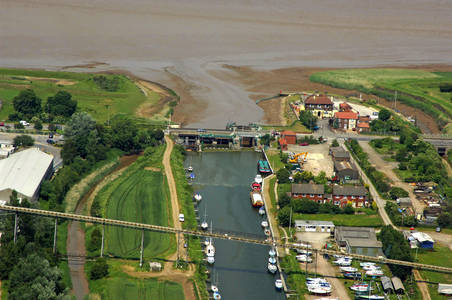 New River Ancholme Lock