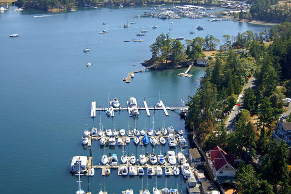 Seattle Yacht Club Friday Harbor Outstation