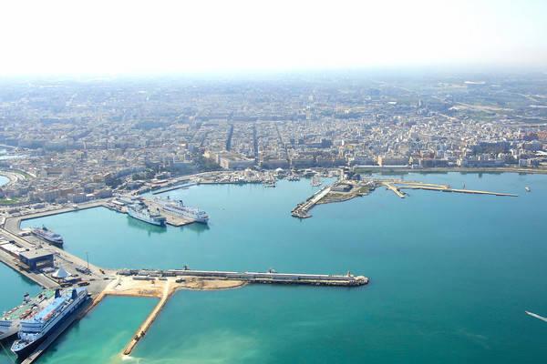 Bari Darsena Vecchia Marina
