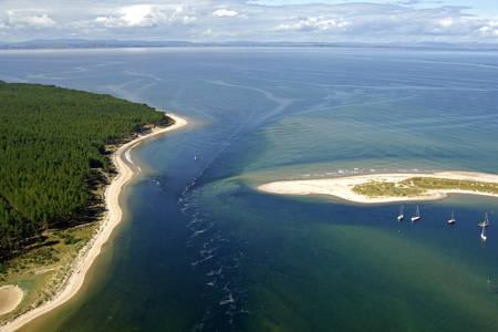 Findhorn Bay Inlet