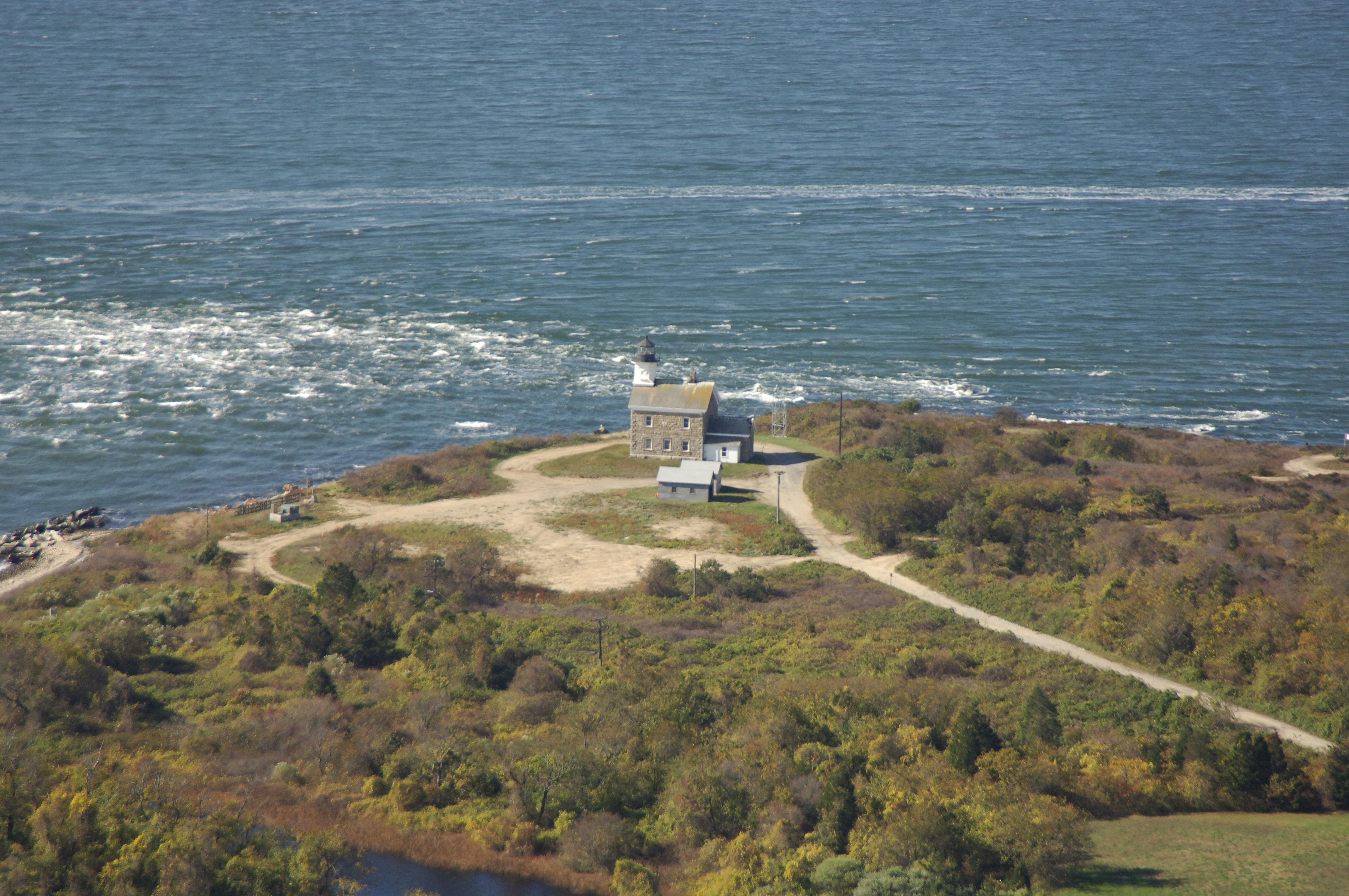 Plum Island Lighthouse Ny