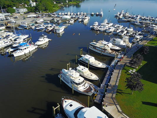 Safe Harbor | Essex Island Marina