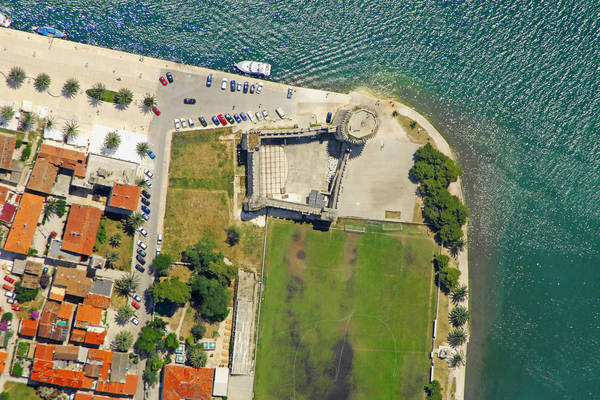 Trogir Kamerlengo Fortress