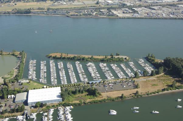 Tomahawk Bay Marina