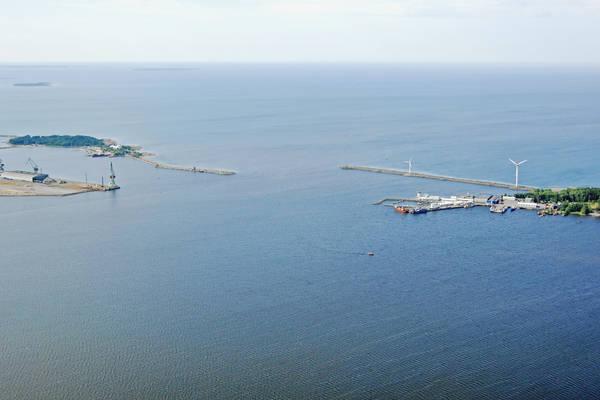 Pori Harbour Inlet