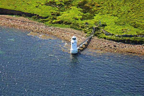 Calf Of Eday Lighthouse