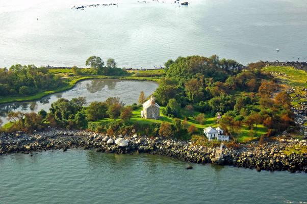 Great Captain Island Lighthouse