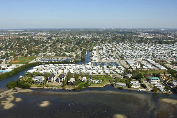 Trailer Estates Marina