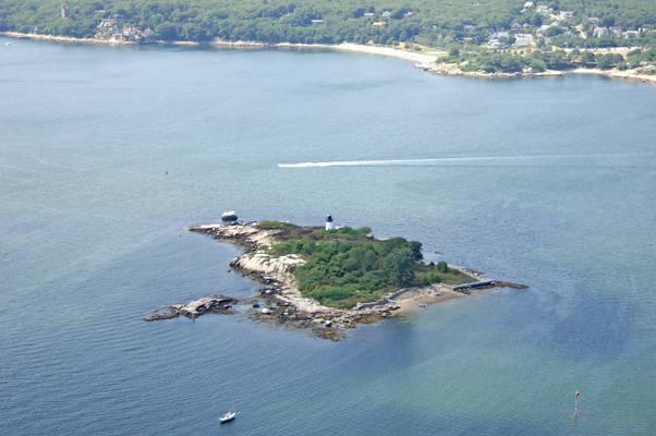 Ten Pound Island Light (Tenpound Island Light)
