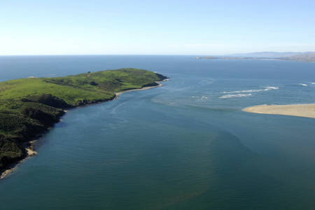 Tomales Bay Inlet