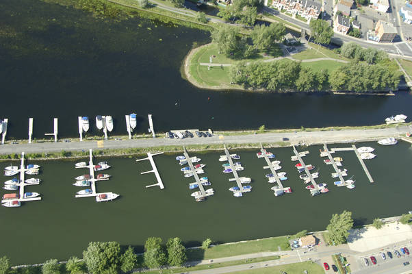 Le Port De Plaisance de Lachine