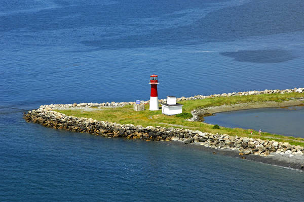 Pubnico Harbour Lighthouse