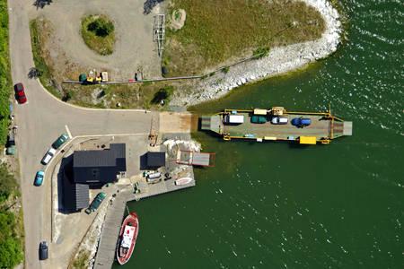 Oaxen Ferry