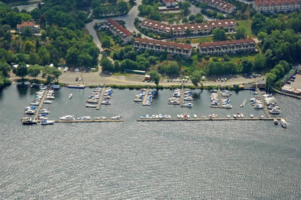 Haegersten Hamnen Marina