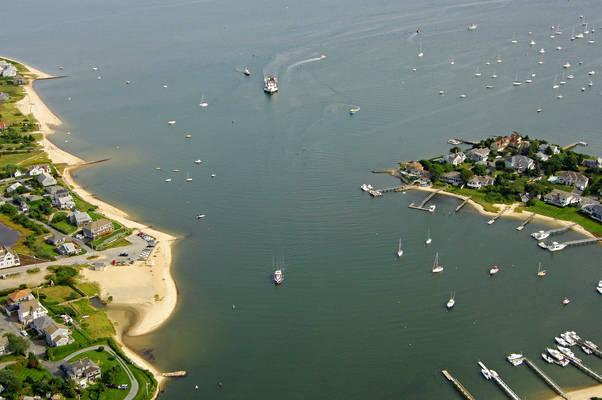 Hyannis Town Harbor Inlet