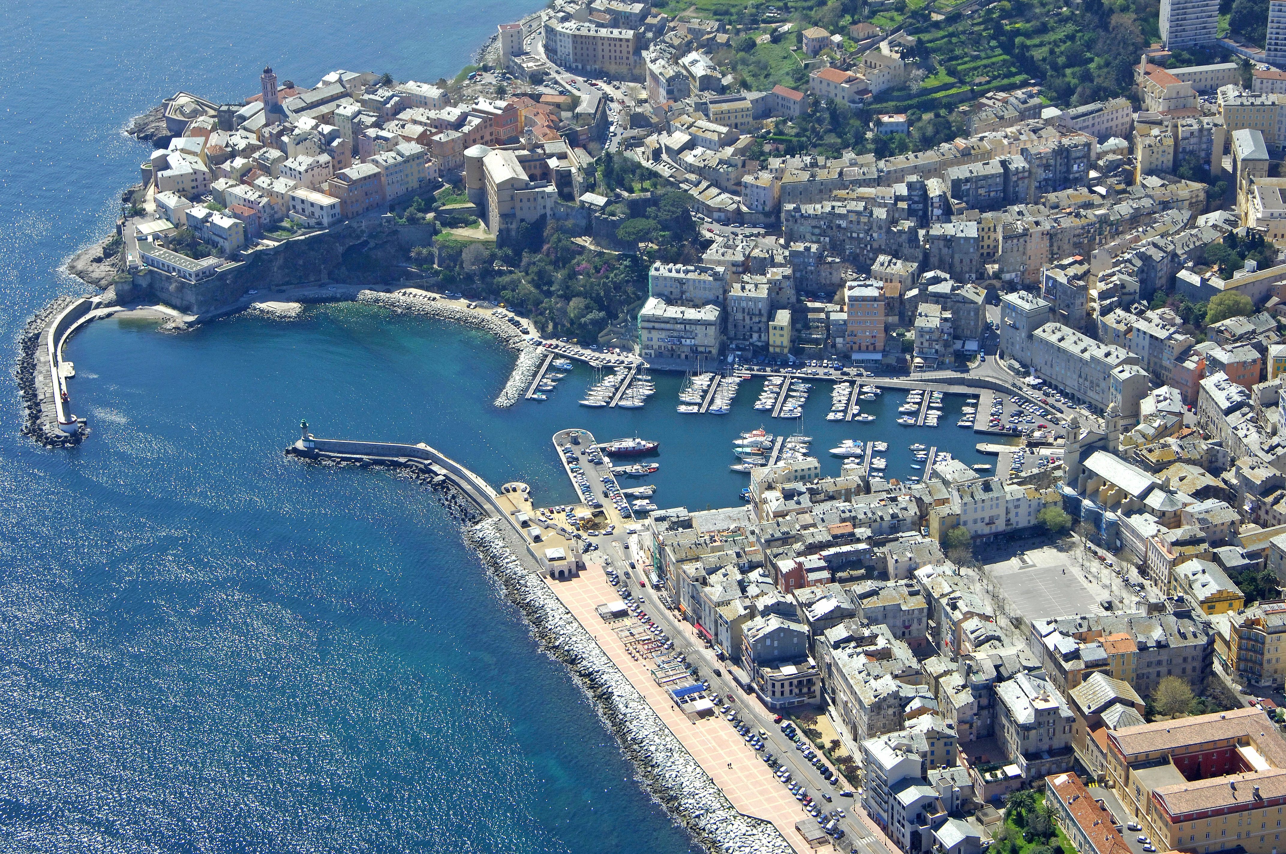 Bastia Vieux Port Marina In Bastia France Marina Reviews Phone