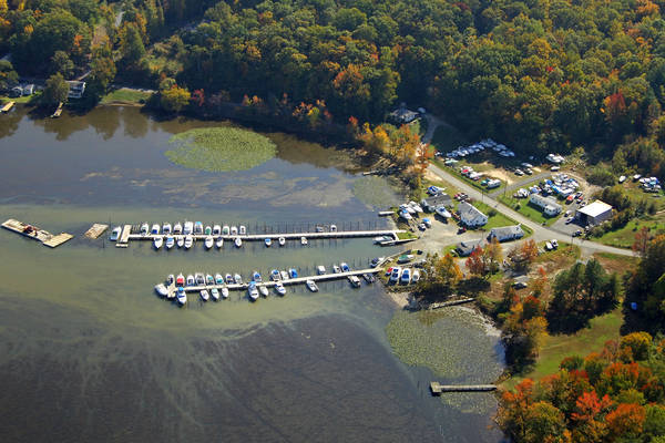 Willow Landing Marina
