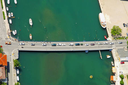 Omis Cetina Bridge