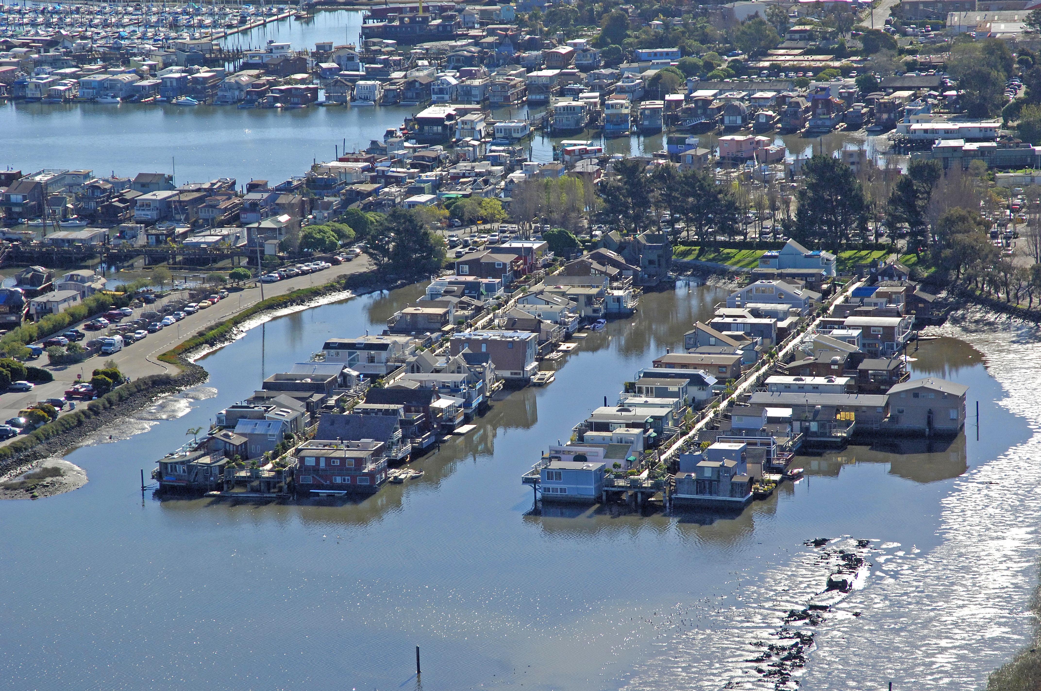 Kappas Marina in Sausalito, CA, United States - Marina