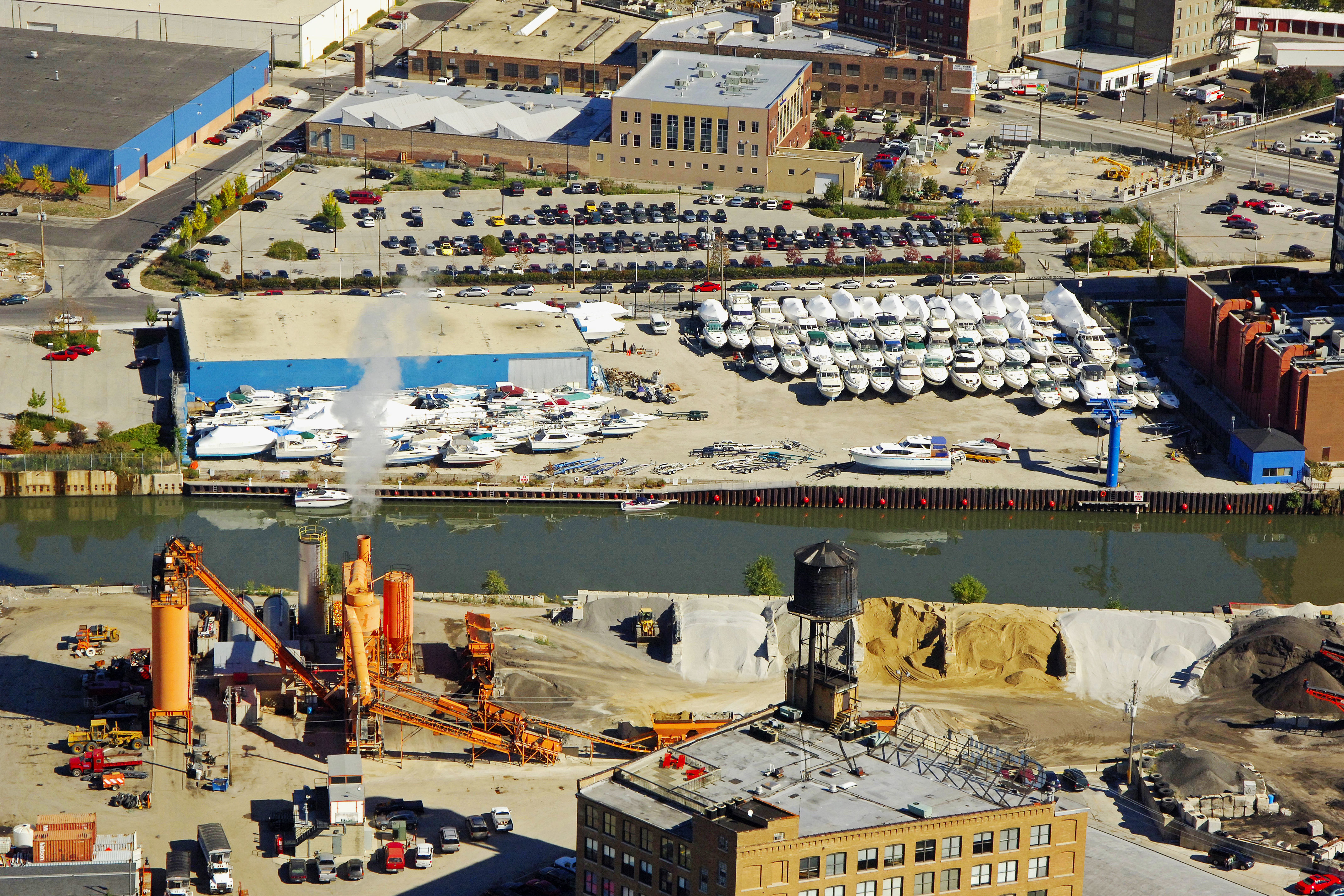 Aaa Boat Yard Amp Port Supply In Chicago Il United States
