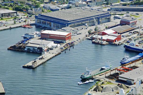 Trondheim Dora 2 Harbour