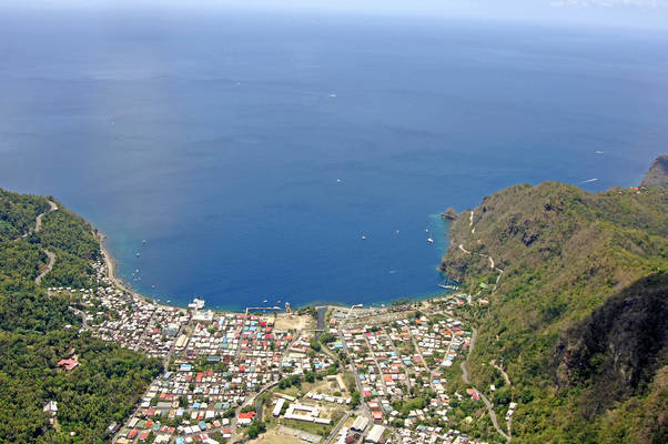 Soufriere Harbor