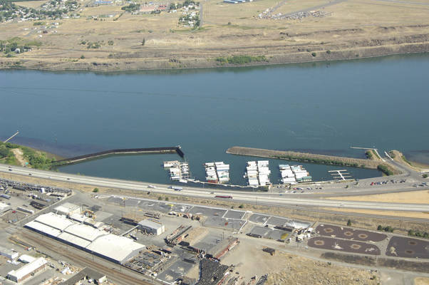 Port of The Dalles Marina