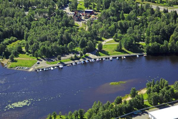 Oulu Mustasaari Marina