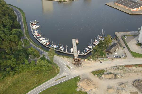 Odense Havn, Tysklandskaj