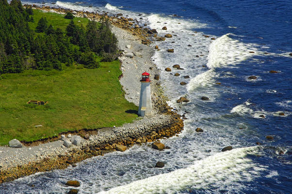 Coffin Island Lighthouse