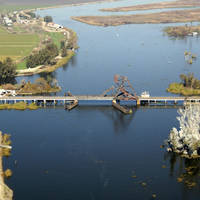 Middle River Rallroad Bascule Bridge
