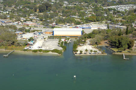 Harbor at Lemon Bay
