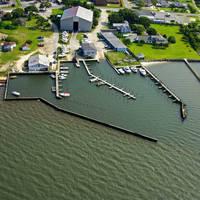 Harkers Island Fishing Center and Marina