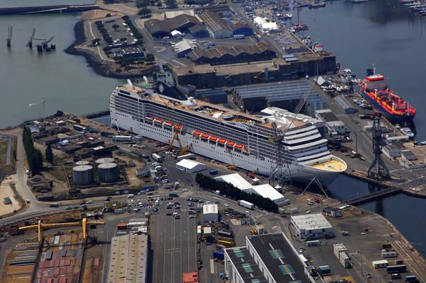 Saint Nazaire Ferry