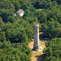 Myles Standish Monument