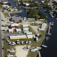 Keaton Beach Marina and Motel
