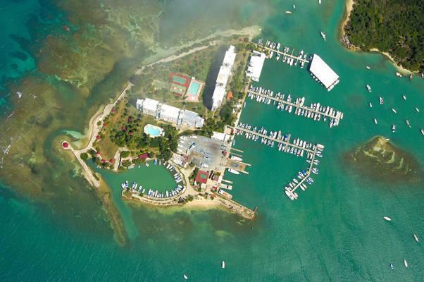 Cayo Obispo Marina