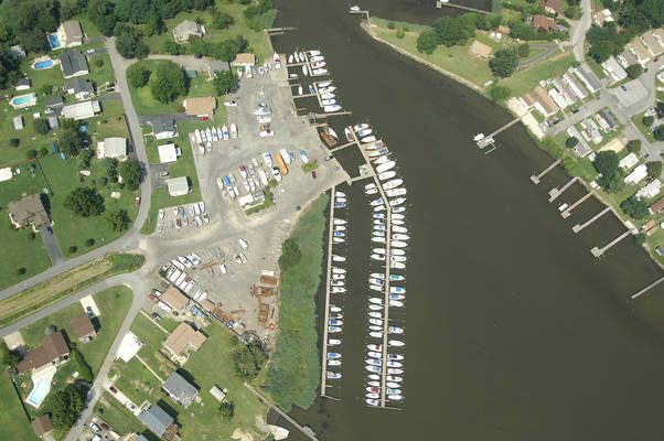 McCluskey's Marina